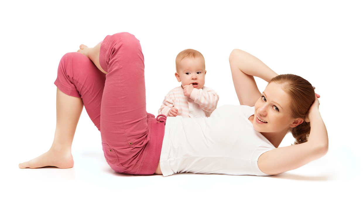 How I Lose Weight Without Exercise After Giving Birth