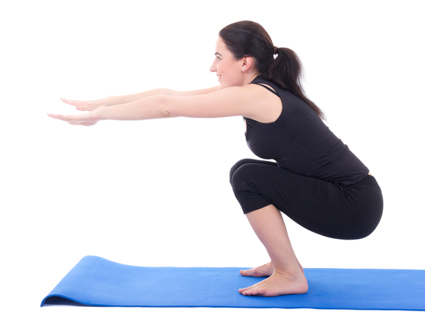 squats for vaginal tightness
